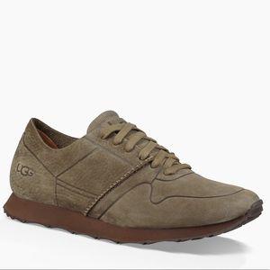 Ugg Trigo Unlined Moss Green Mens Sneakers New